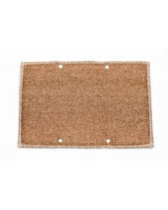 Bronze Wool Pad 6′ x 9′