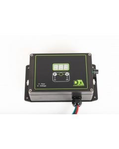 12 Volt High Current Digital Flow Controller for Window Cleaning & Softwashing